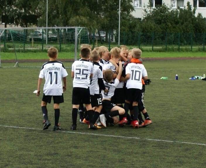 FC Tallinn 2011 тур чемпионата