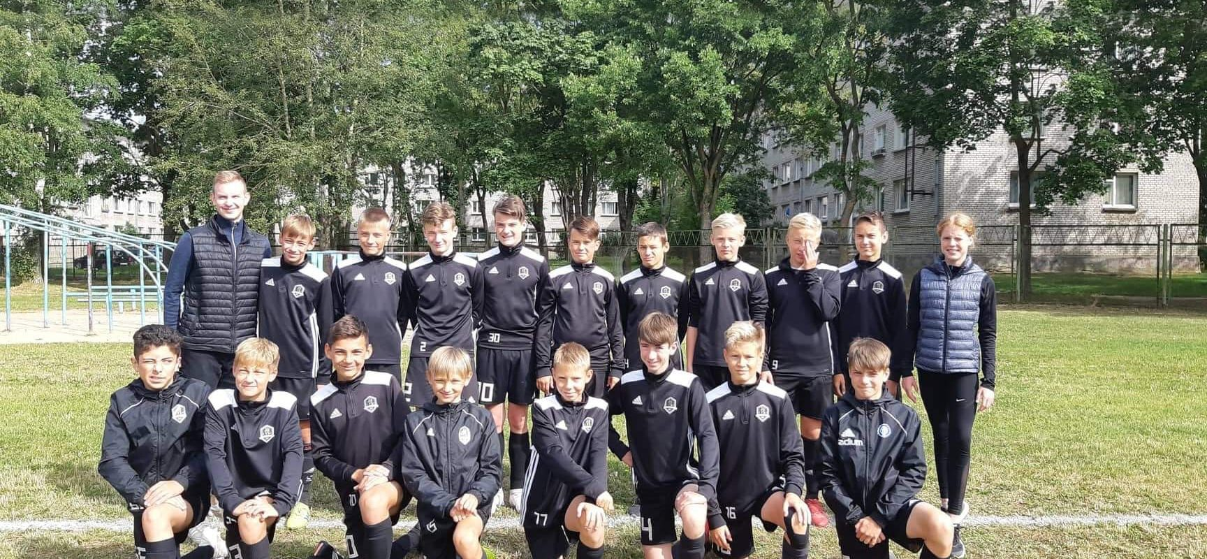 FC Tallinn 2006 и 2007: футбольный лагерь в Cилламяэ
