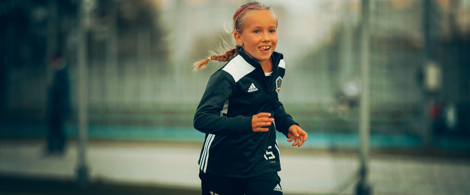 Тренировка FC Tallinn Junior 2014–2017